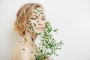 A holistic approach to better skin and health: green your routine.