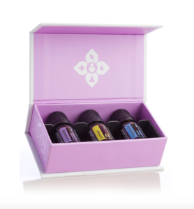 For December only, I'm gifting a doTERRA trio introductory pack when you purchase a Cleanse and Restore kit.